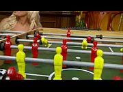 Antonia Deona Gets Fucked on A Foosball Table