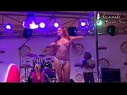 2014 alicante de erótico festival el en apasionada de Desfile