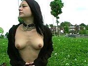 Amateur Teen Pixie In Public
