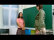 She Made Us Lesbians - Olya and her sweet young...