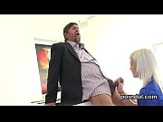 preview Erotic college girl is tempted and nailed by her older schoolteacher