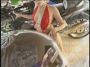 Japanese topless bikini models