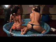 amateur wet tshirt naked contest at college bar...