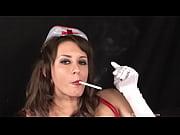 Mya Nichole- Smoking Fetish at Dragginladies