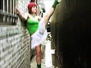 Suicide Girl Chloe St. Patricks Alley