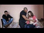 Порно молодых групповое россия аня