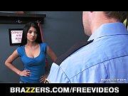 Megan Salinas gives a conjugal visit to a big d...