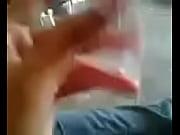 Камера снимает член во влагалище