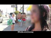 Сексуальную молодую девушку трахают