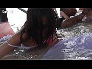 CumBizz Julie Skyhigh and Aida Sweet VS Monster...