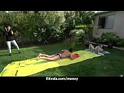Видео японки делают парню массаж