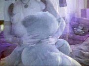 Teddy Bear and Girl white panties - Nounours et sa Copine, dorsVideo Screenshot Preview