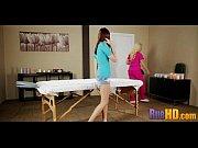 Порно видео девушка в голубом платье