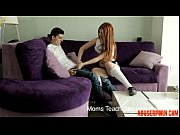 Horny Mom Teaches Not Her Stepdaughter how to F...