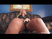 Huge tits blonde hardcore double penetration - ...