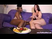 Teasing Her With Food MINDI MINK JASMINE