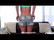 CastingCouch-X - Petite teen Stella gets her au...