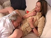 Dirty old man fucking young girl