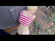 Порно с красивой девушкой в коротком платье