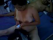 Смотреть порно онлайн там где человек застрял и его трахнул