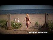 Видео женская пизда вид с зади