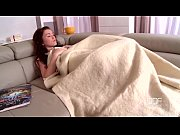 Tiny teen gagger gets dic...