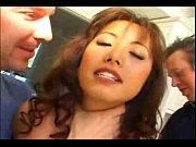 Fujiko Kano takes two dicks