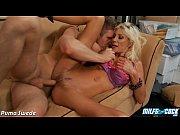 Sexy milf Puma Swede gives titjob