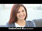 video audition anal couch Casting