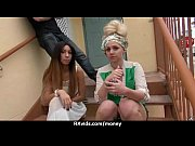 Порно блондинки с зеками смотреть