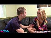 Busty blondie Nicole Aniston ride cock