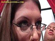 Introducing Brunette to Black Cock, larisa st Video Screenshot Preview