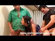 daniela iniciadas de Casting