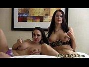 Мама с дочкой и молодой парень порно