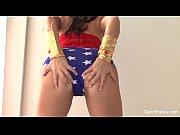 Taylor Vixen Is Wonder Woman