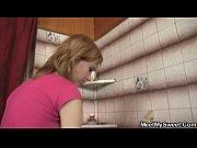Блондинка с большой грудью порно видео