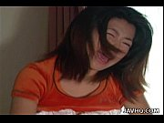 Picture Cock riding Asian Hiroko Mortia action