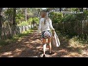 Венгерская девушка проходит анальный кастинг