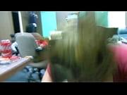 Девушка в красном видео русское