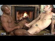 hard fucked gets gay Black