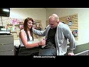 Жасмин пришла устраиваться на работу порно пикап