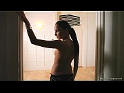 Hot hungarian porn babe Lauryn May gets all nak...