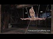 Эротическая талия женщины делают массаж видео
