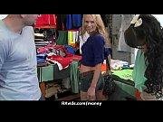 Русская девушка снимает свой домашний порно ролик