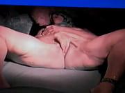 Огромные сиськи жирной мамочки