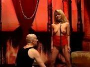 Рыжая с большими сиськами в порно