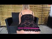 Аппетитная блондинка показывает анус и писю видео