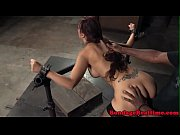 Picture Submissive Syren De Mer spitroasted