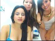 Девушки в колготках устраивают писсинг на скрытую камеру видеонаблюдения