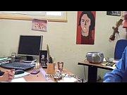 Видео красивый транс в ошейнике